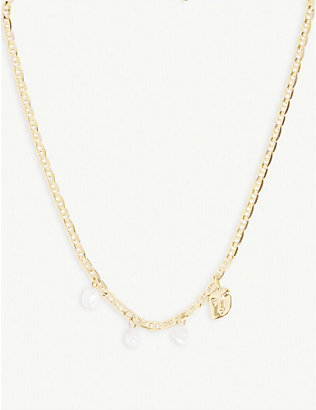 MARIA BLACK: Crew necklace
