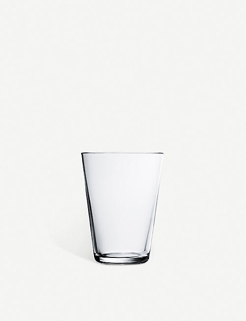 IITTALA: Kartio glasses 400ml set of two
