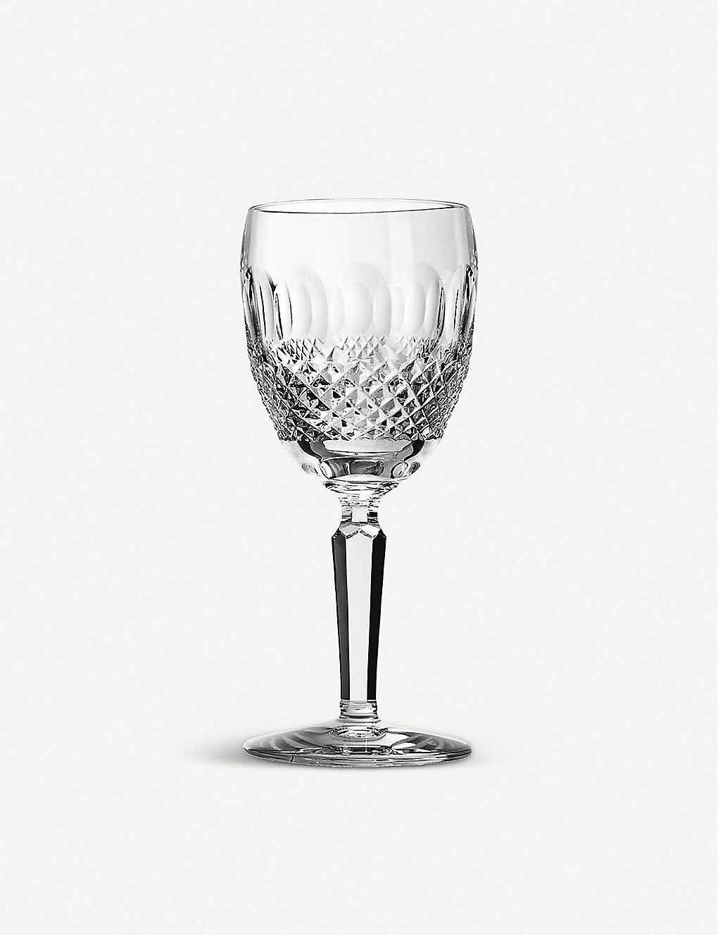 WATERFORD: Colleen crystal glass 11.5cm