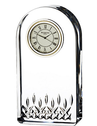 WATERFORD: Giftology Lismore Essence lead-crystal clock