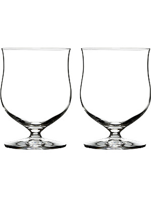 WATERFORD Set of two Elegance Single Malt glasses