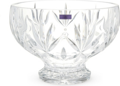 WATERFORD Marquis footed bowl