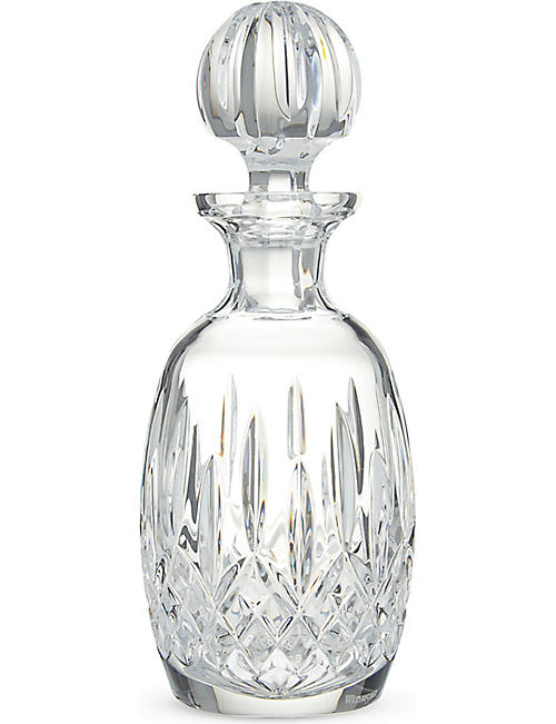 WATERFORD: Lismore Connoisseur Round decanter