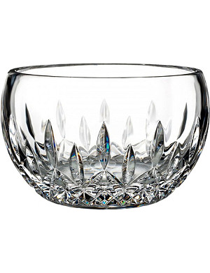WATERFORD Giftology Lismore candy bowl 13cm