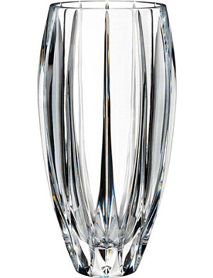 WATERFORD Marquis phoenix crystal vase 28cm