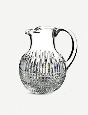 WATERFORD Lismore crystal pitcher 2.55kg