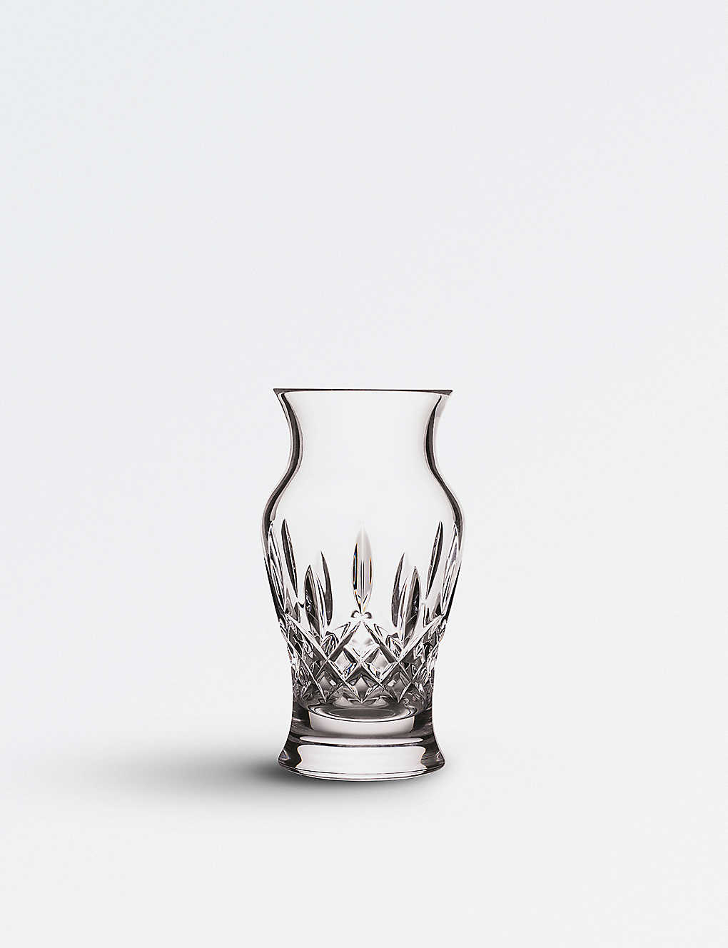 WATERFORD: Giftology Lismore vase 15cm