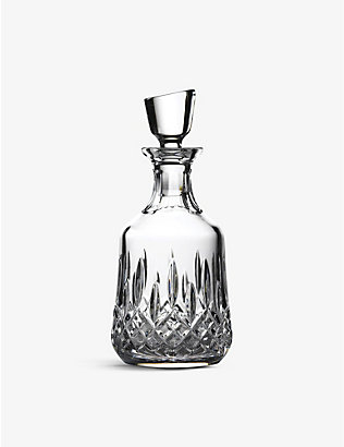 WATERFORD: Lismore wine decanter 830ml