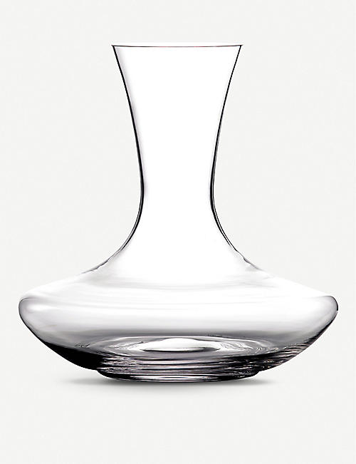 WATERFORD Moments crystal glass decanter 1.5L