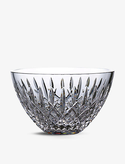 WATERFORD: Araglin crystal bowl 20cm