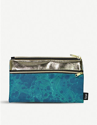 VICTORIA MIRO: Archer canvas pencil case