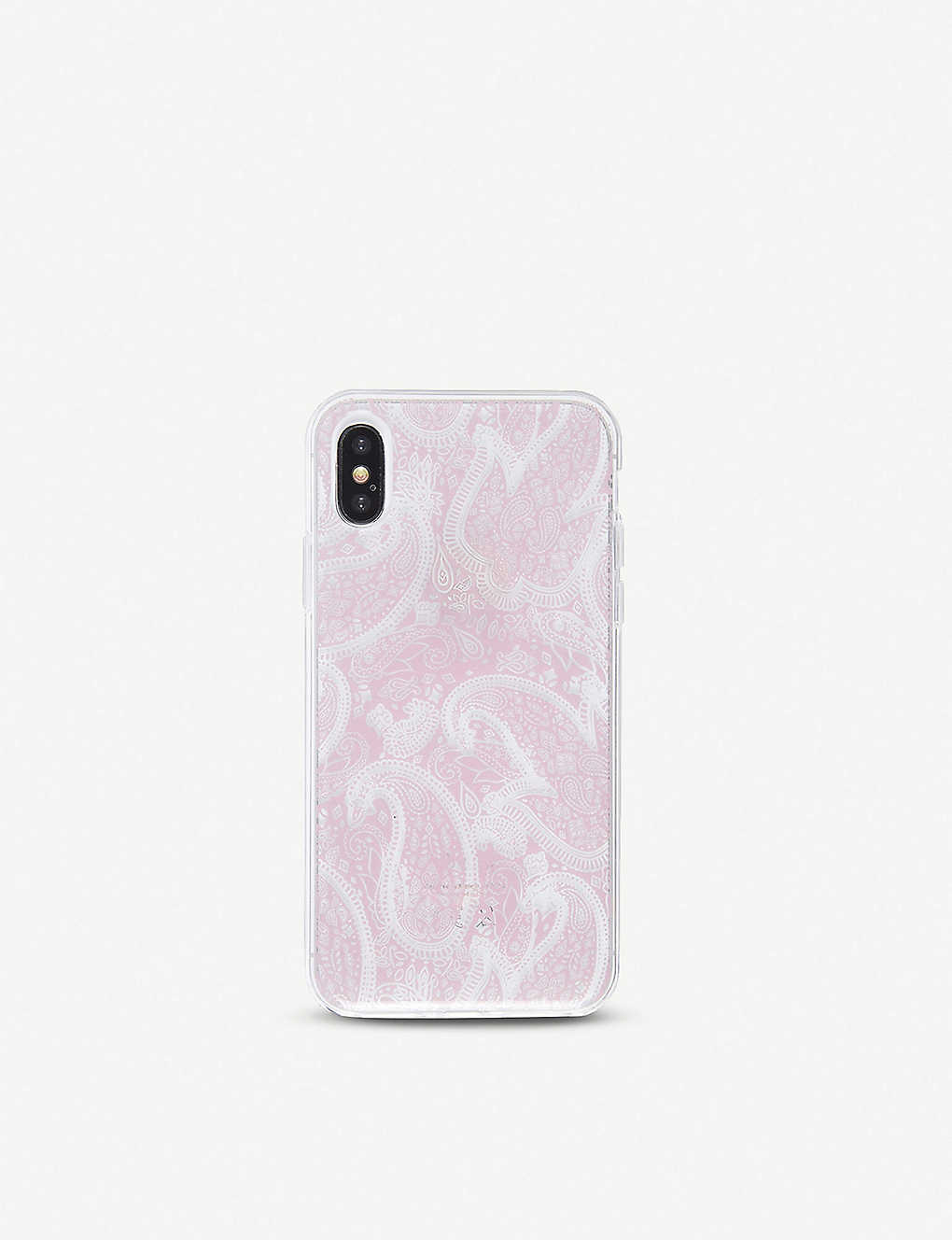 online store 3c9ec e5d4a Printed iPhone X cover