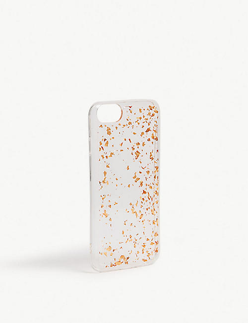 TYPO Printed Universal 6,7,8 iPhone cover