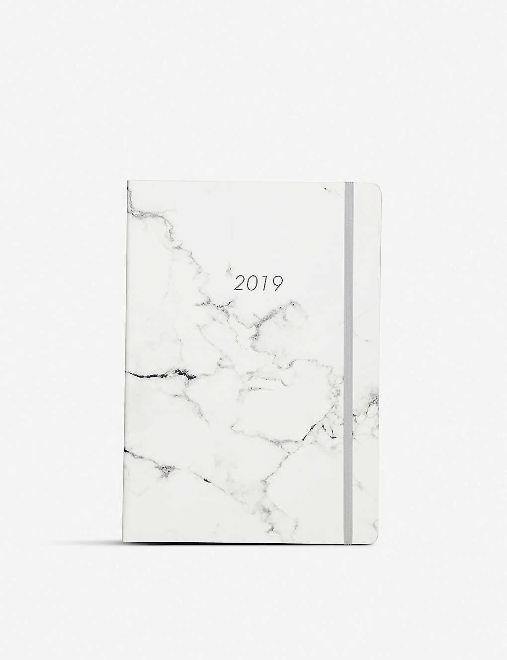 Buffalo 2019 A4 weekly diary