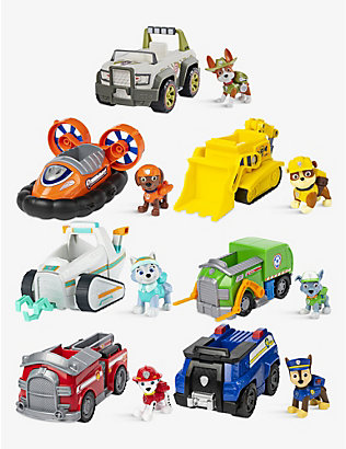 PAW PATROL: Paw Patrol Patroller assorted figure