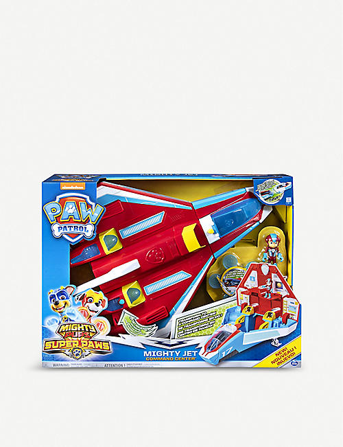 PAW PATROL Paw Patrol mighty jet command centre