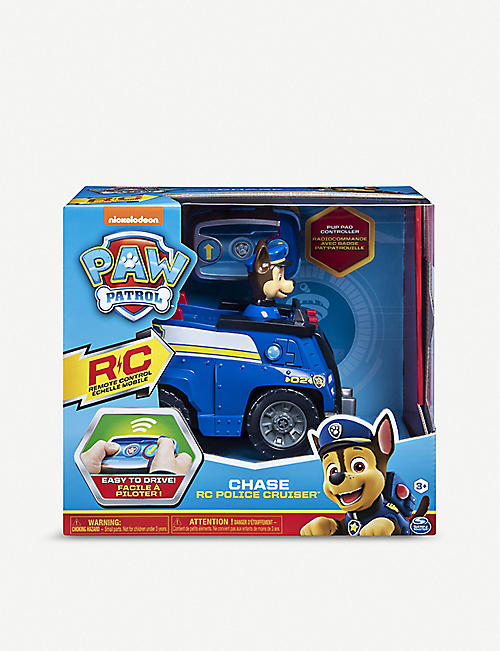 PAW PATROL Chase remote-control vehicle