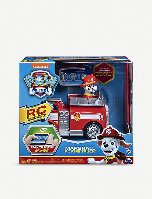 PAW PATROL Marshall remote-control vehicle