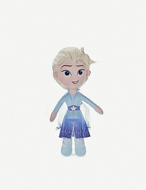 FROZEN Disney Frozen II Elsa soft toy 80cm