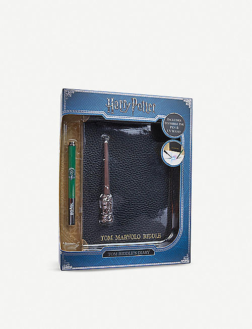 WIZARDING WORLD Tom Riddle's Diary notebook set
