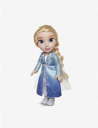 FROZEN II: Disney Elsa My First Toddler doll 39cm