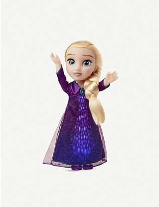 FROZEN II: Disney Elsa feature doll