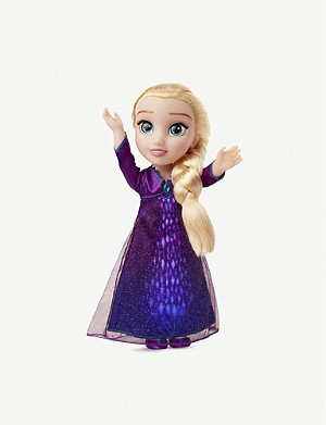 FROZEN Elsa feature doll