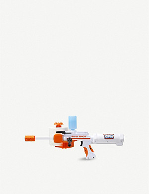 POCKET MONEY Skid Shot Toilet Paper Blaster toy