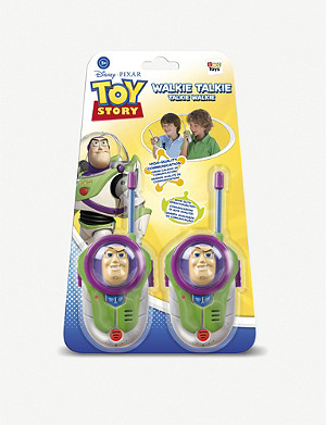 TOY STORY Buzz Lightyear walkie talkies