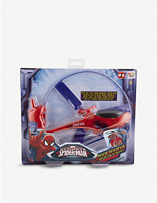 SPIDERMAN: Spiderman rescue helicopter set