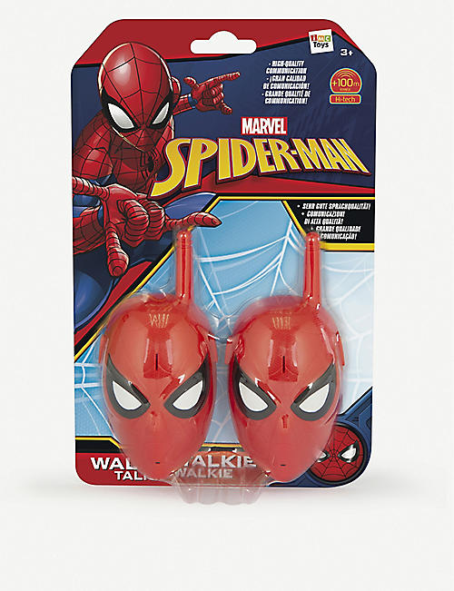 SPIDERMAN: Disney Spider-Man walkie-talkies
