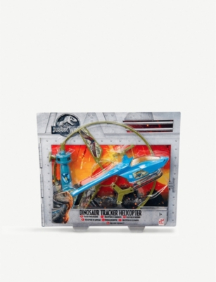 JURASSIC WORLD Jurassic world rescue helicopter