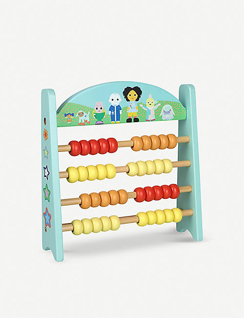 MOON AND ME Wooden abacus