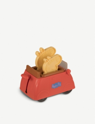 PEPPA PIG Peppa Pig Car Toaster toy