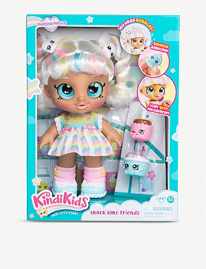POCKET MONEY Kindi Kids Marsha-Mello doll 3+