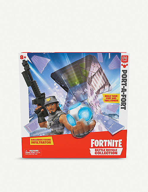 POCKET MONEY: Fortnite Battle Royal collection: Port-a-Fort