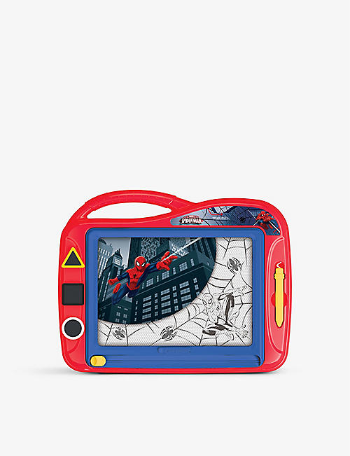 SPIDERMAN Spiderman magnetic doodle board