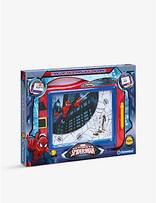 SPIDERMAN: Disney Spider-Man magnetic doodle board