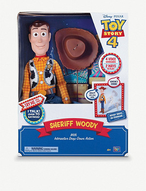 TOY STORY Sheriff Woody interactive action figure 42cm