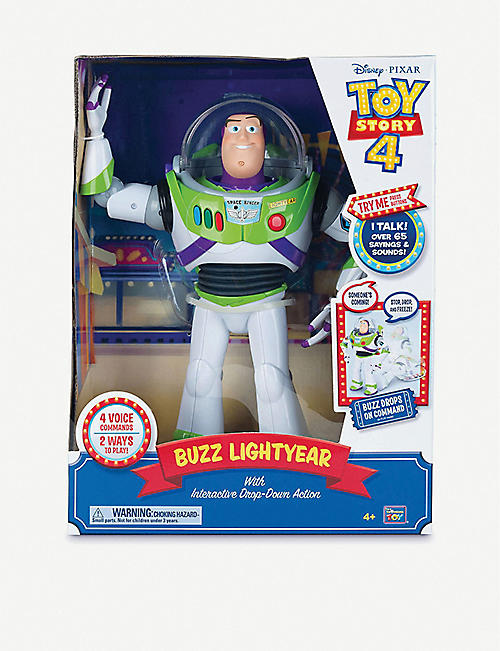 TOY STORY Buzz Lightyear interactive action figure 31cm