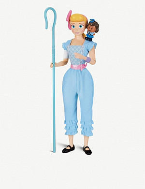 TOY STORY Bo Peep and Giggle McDimples interactive talking toy