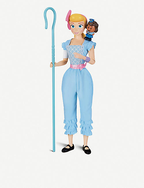 TOY STORY Bo Peep 和 Giggle McDimples 互动式谈话玩具