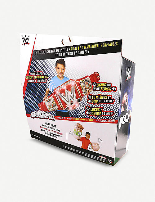 WWE WWE DLX Championship inflatable belt