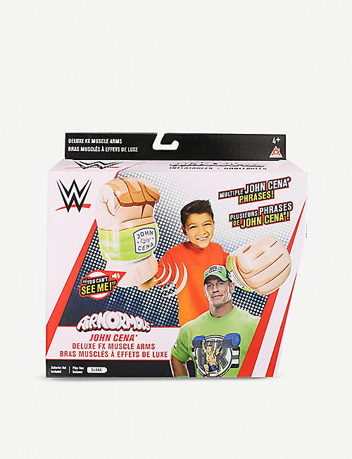 WWE Air DLX John Cena inflatable muscle arms