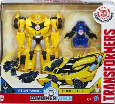 TRANSFORMERS Robots in Disguise Activator Combiner pack