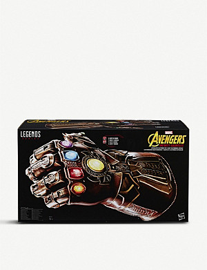 MARVEL AVENGERS Marvel Legends Series Infinity Gauntlet articulated electronic fist 50cm