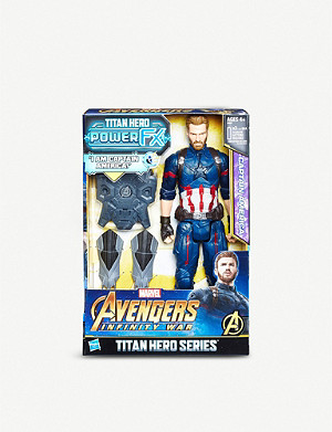 MARVEL AVENGERS Infinity War Titan Hero Series Captain America 30cm