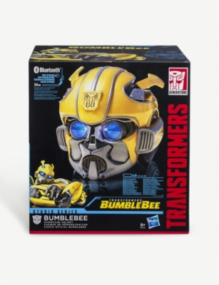 TRANSFORMERS Studio Series H-01 Movie Bumblebee Showcase Helmet
