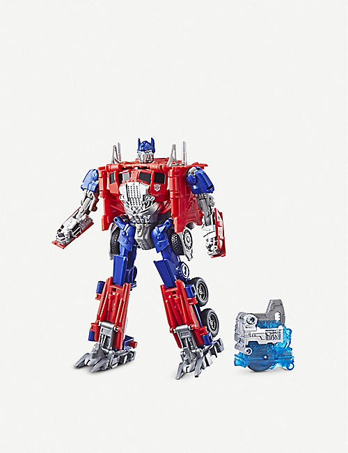 TRANSFORMERS Bumblebee Energon Igniters Nitro Series Optimus Prime figure 20cm