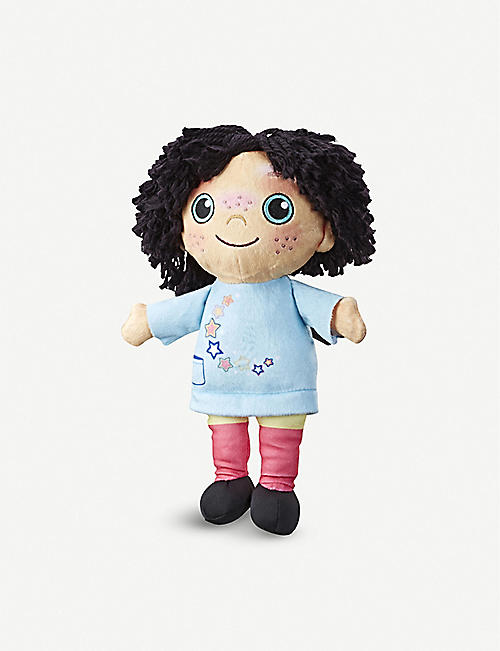 MOON AND ME Talking Pepi Nana interactive soft toy 30.5cm x 20.3cm